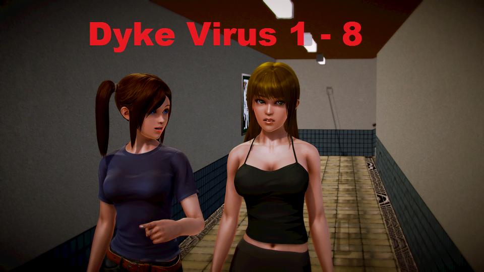Dyke Virus by Coinflip Adult Porn XXX Comics