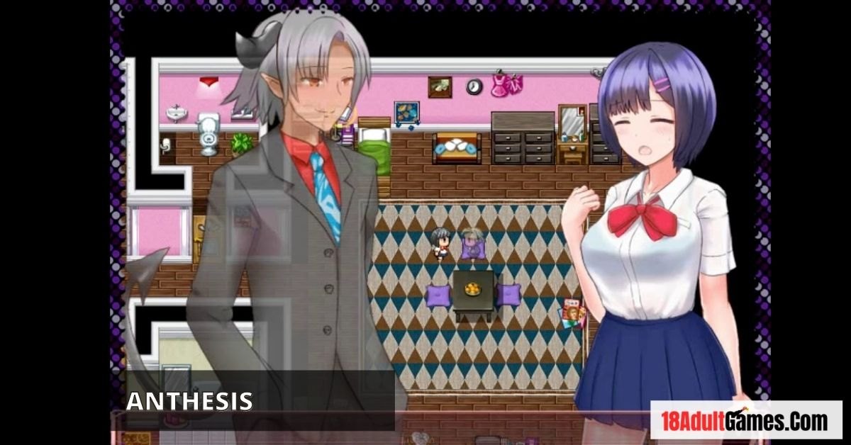 Anthesis xxx Adult Game Download