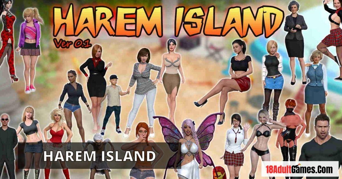 Harem Island Apk Download