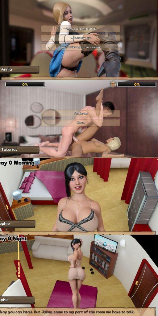 Harem Island Porn Game Apk Download