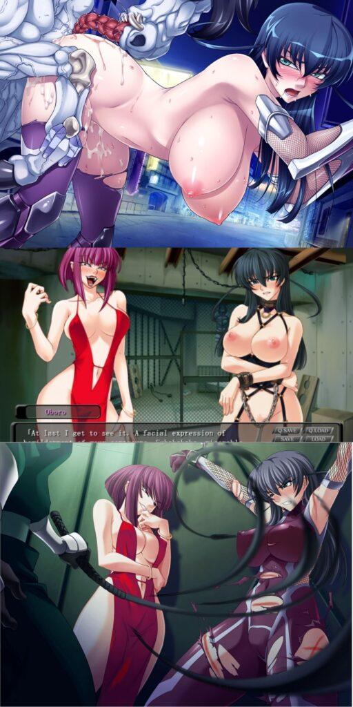 Taimanin Asagi Premium Box Porn Game Apk Download