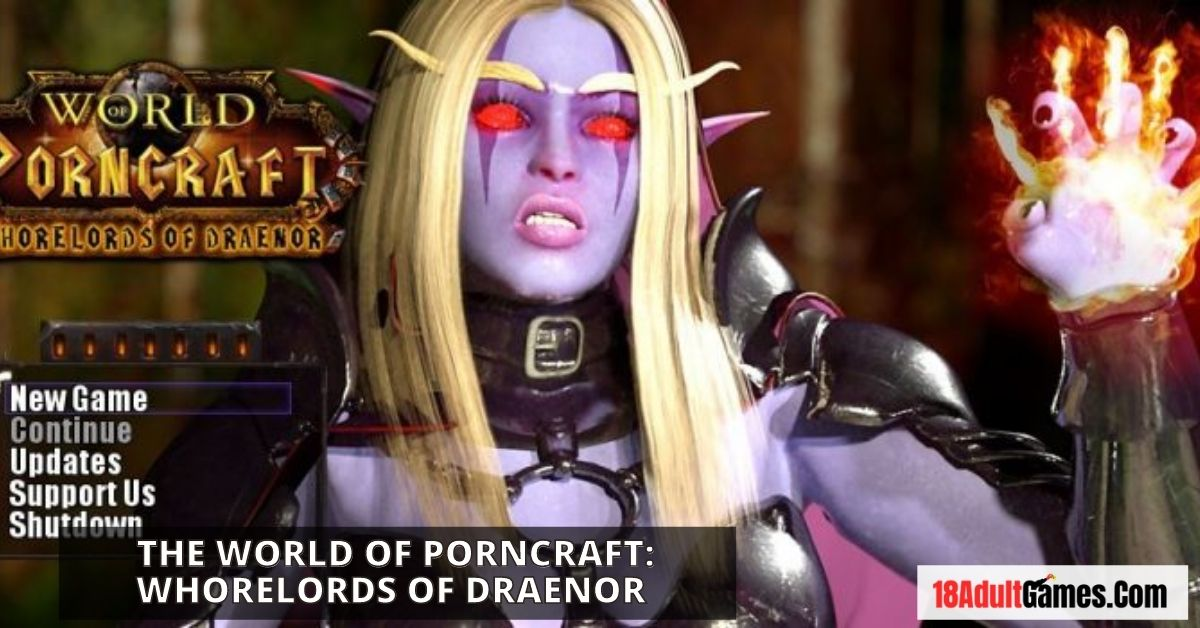 The World of Porncraft Whorelords of Draenor Apk Download