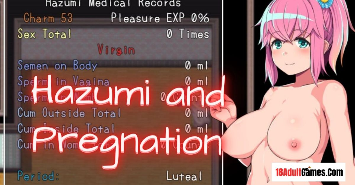 Hazumi and Pregnation Adult Game Download