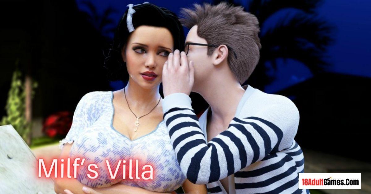 Milfs Villa Adult Game Download