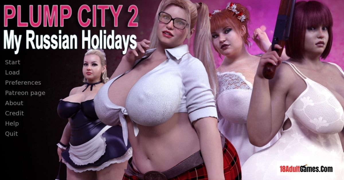 Plump City 2 My Russian Holidays APK Download