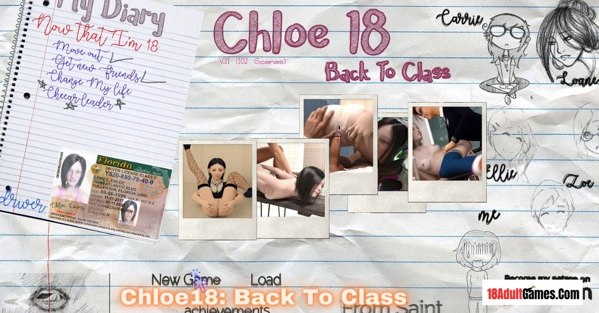 Chloe18 Back To Class Adult Game Download