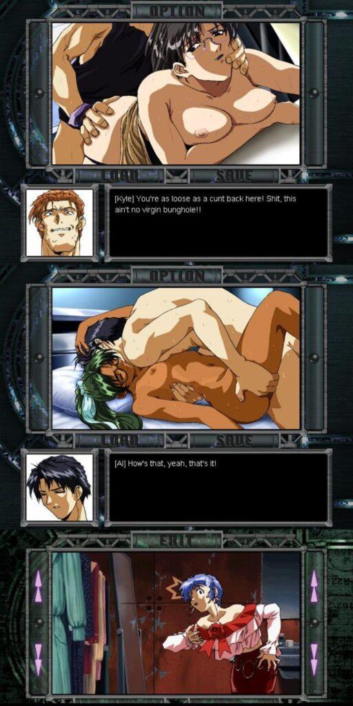 Desire Haitoku no Rasen Porn Game Download