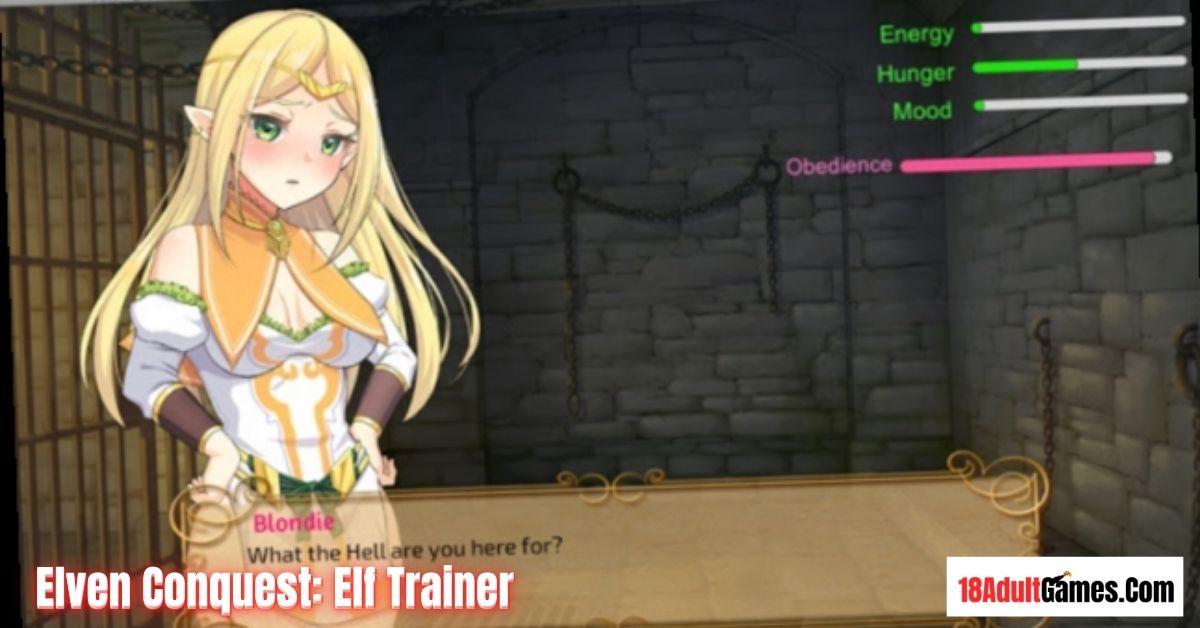 Elven Conquest Elf Trainer Adult Game Download