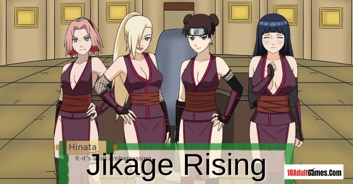 Jikage Rising Adult Game Download