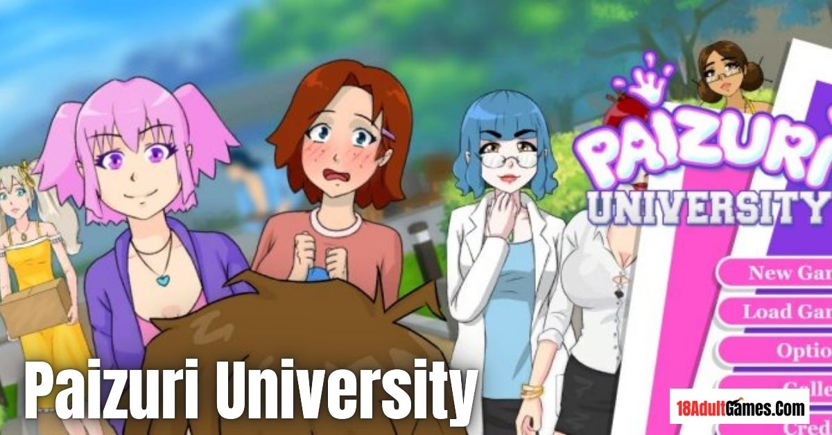 Paizuri University Adult Game Download