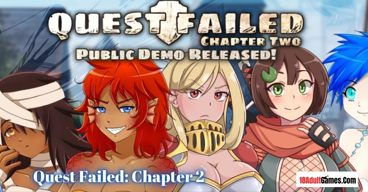 Quest Failed Chapter 2 Adult Game Download