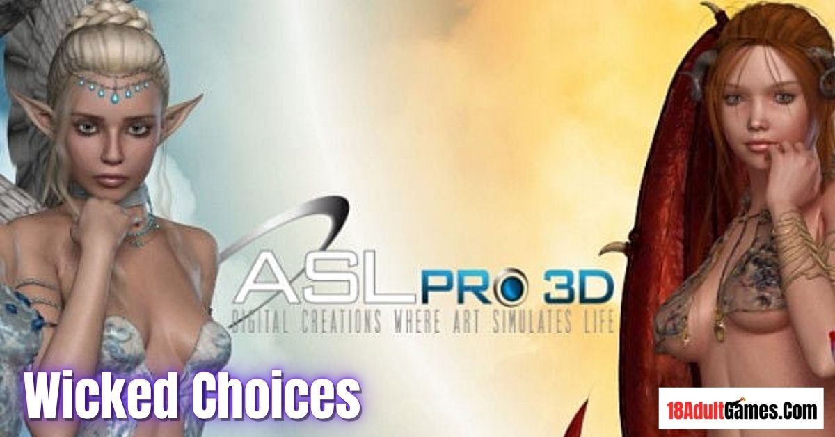 Wicked Choices Adult Game Download