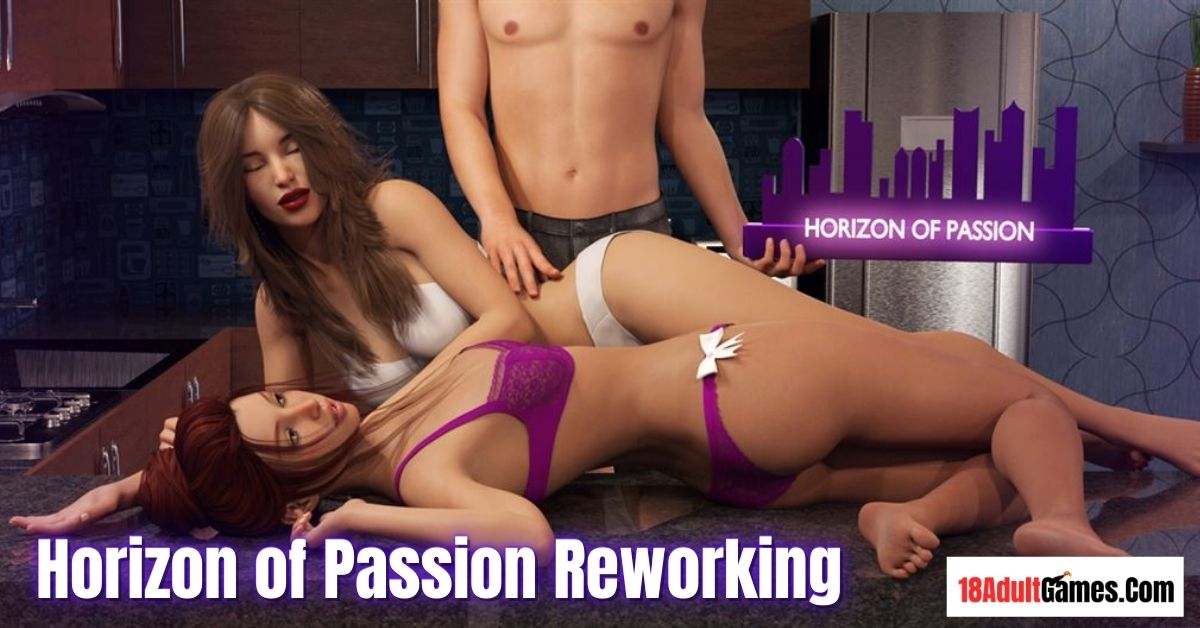 Horizon of Passion Reworking Adult Game Download