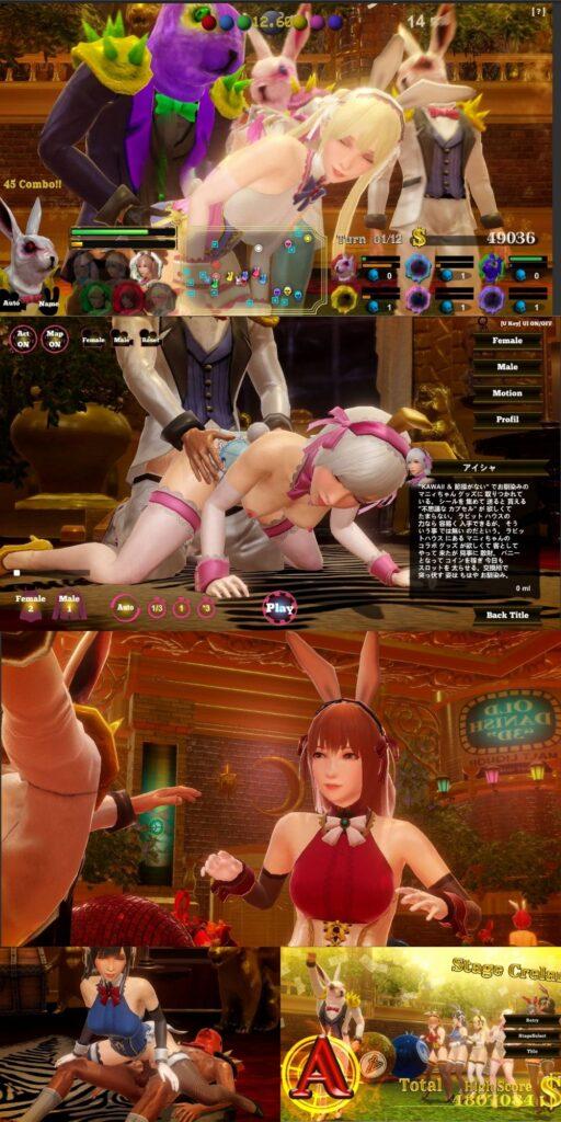 Rabbit Burn Porn Game Download