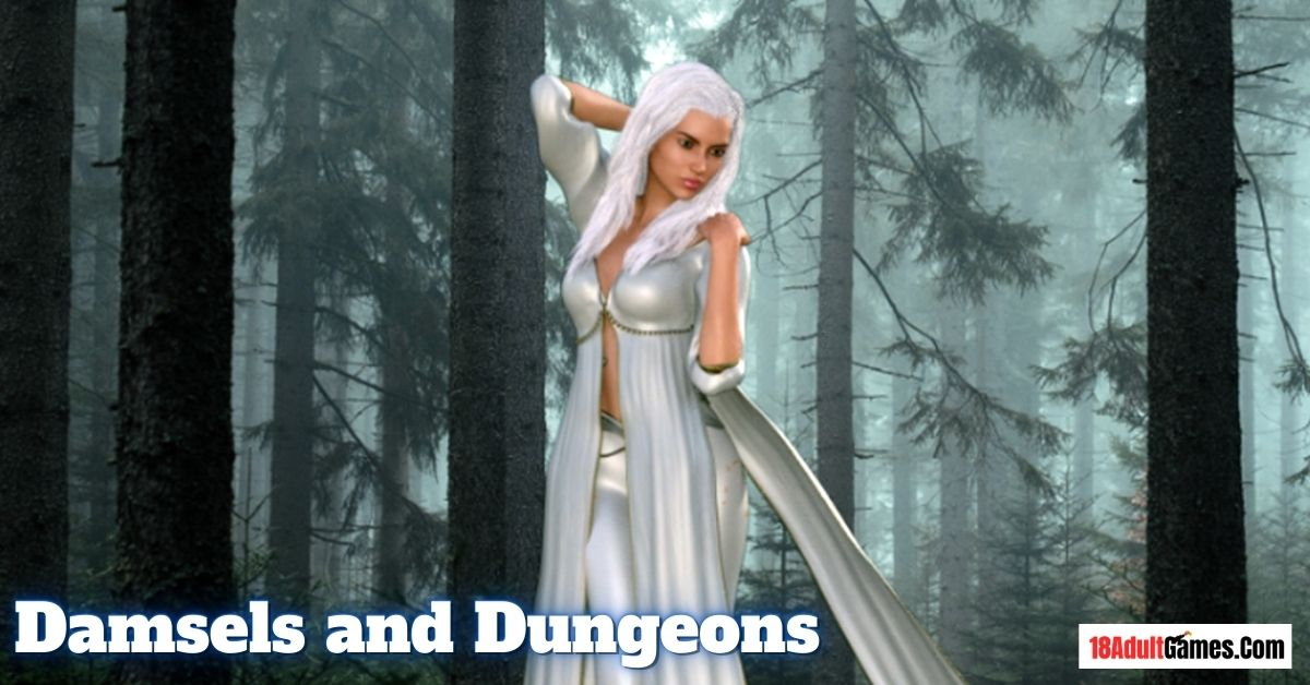 Damsels and Dungeons Adult Game Download