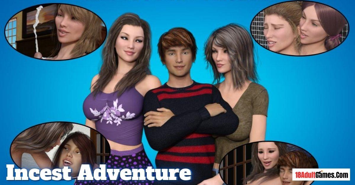 Incest Adventure Adult XXX Game Download