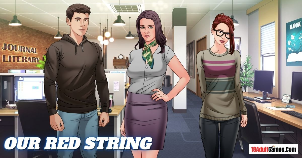 Our Red String Adult XXX Game Download