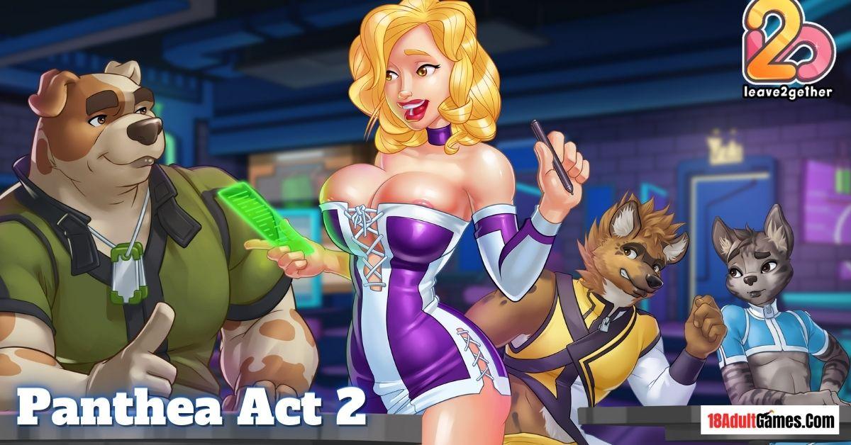 Panthea Act 2 Adult Game Download