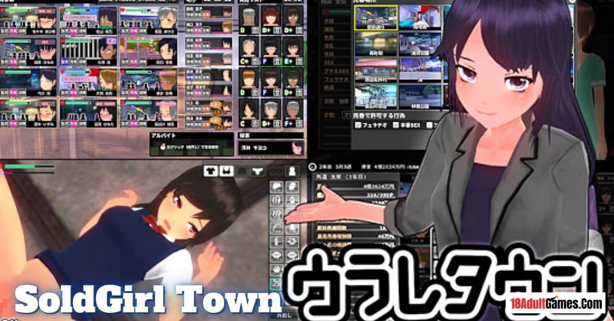 SoldGirl Town Adult XXX Game Download