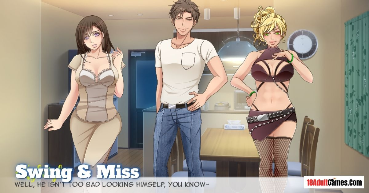 Swing and Miss Adult XXX Game Download