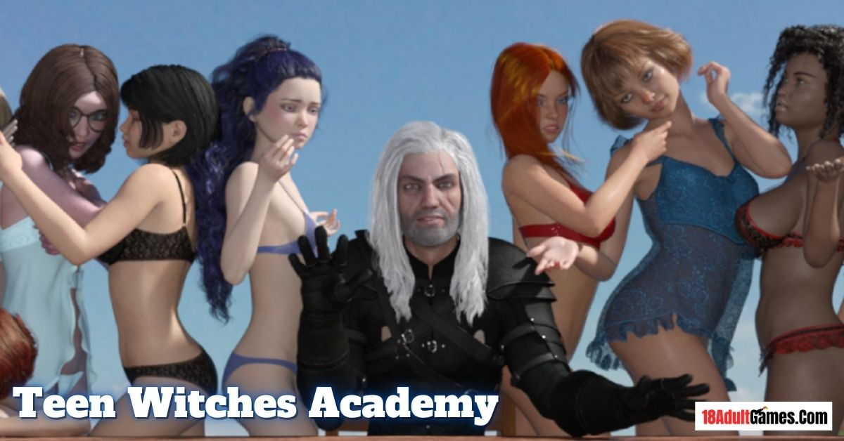 Teen Witches Academy Adult XXX Game Download