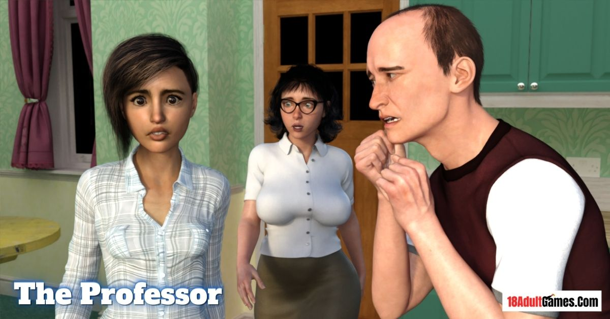 The Professor Adult Game Download